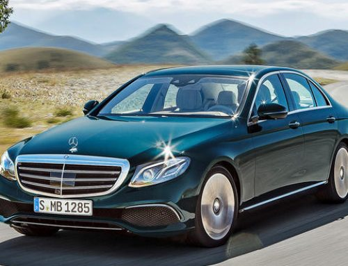 2016 Mercedes Benz E Class Tanıtıldı